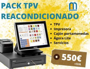 EQUIPO REACONDICIONADO 550€