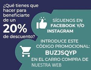 PROMOCION WEB 20% DESCUENTO
