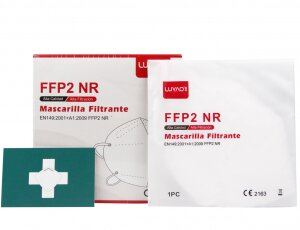 Mascarilla FFP2 ¡OFERTA!