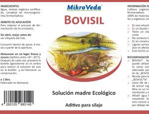 Bovisil - Aditivo para silaje