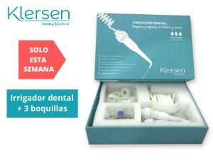 ¡Consigue ahora tu Irrigador dental a un precio increíble!