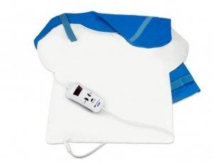 Almohadilla Térmica Cervical Hombros Espalda PVC