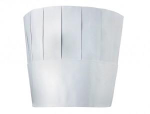20% de descuento comprando Gorro Chef de papel