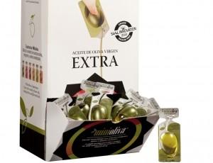 30% de descuento comprando aceite de oliva en monodosis