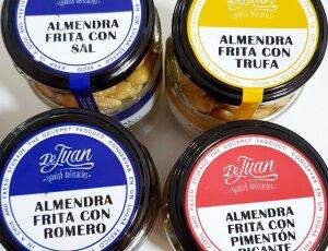 Almendra con Romero /Trufa / Pimentón / Frita