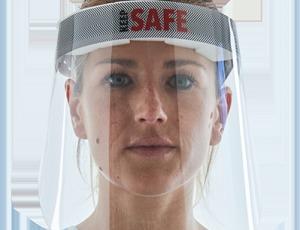 10% de descuento comprando pantalla protectora facial