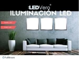 Hasta 50% de descuento en tubos LED y paneles LED