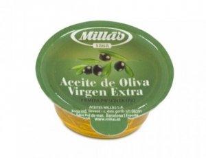 Aceite tarrina 10 ml 120 unidades
