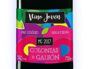 5% de descuento comprando vino ecológico Colonias de Galeón