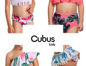 Stock Bañadores Infantiles CUBUSa 1,00€/ud