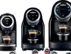 Cafetera Lavazza sin coste