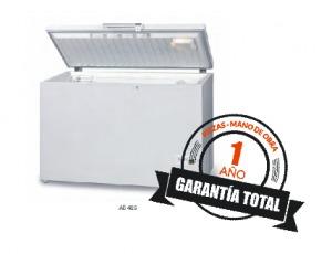 Congelador industrial abatible AB506 Eurofred