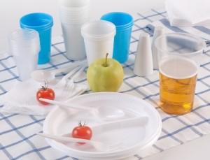 10% de descuento en productos de un solo uso para hostelería