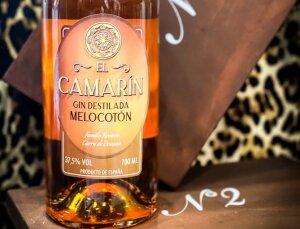 GINEBRA MELOCOTÓN EL CAMARIN