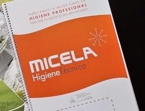 10% de descuento comprando productos químicos Micela Higiene