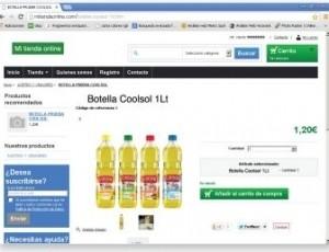 20% dto. comprando Módulo Ecommerce Tienda Online. 115+IVA