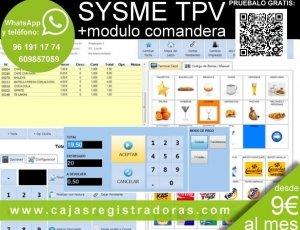Software Sysme TPV - Licencia definitiva