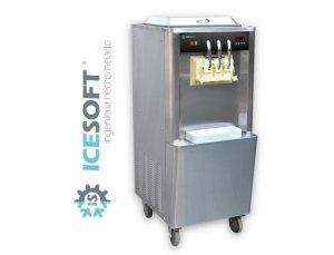 10% de descuento comprando máquina de Yogurt helado 3 grifos