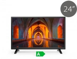 Descuento de 10€ comprando el televisor de 24