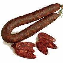 Chorizo tipo casero 4.90 €/kg *(5% de descuento)