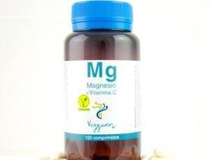 Citrato de Magnesio + vitamina C 120 comprimidos