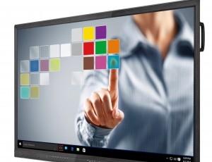 5% de descuento comprando el Monitor Interactivo multitactil