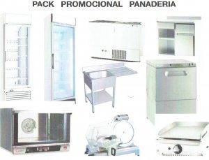 PACK PANADERÍA