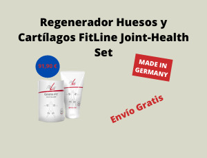 Regenerador Huesos y Cartílagos FitLine Joint-Health Set