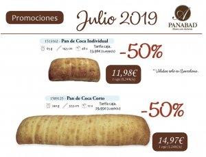 Promoción Julio 2019