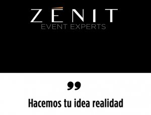 Organizador de eventos Zenit Even Experts