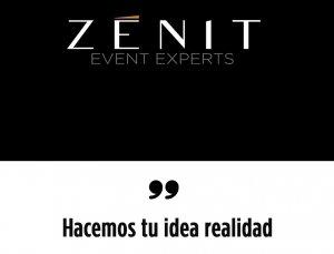 Organizador de eventos Zenit Even Experts