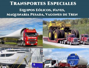 Transporte Marítimo Maquinaria Pesada