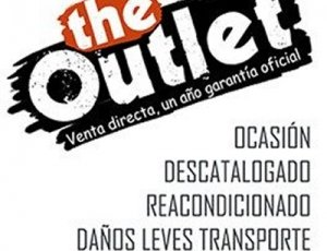 Outlet Genergy hasta 50% descuento