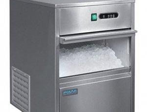 Máquinas de cubitos de hielo llenado automático Polar -20kg