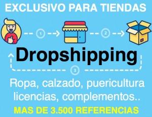 Dropshipping para tiendas de moda