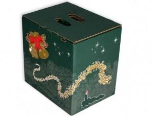 Cajas para lotes navidad, desde 0.99€ (+ IVA) envío gratis