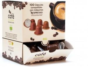 20% de descuento comprando capsulas de café