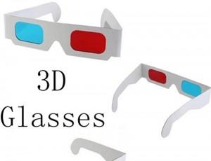 Envío gratis comprando Gafas 3D