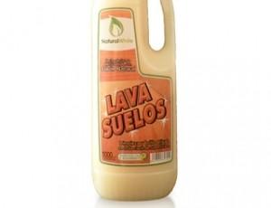 16 botellas jabón natural lava suelos con 24% Dcto.