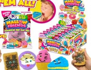 Envío gratis comprando Candy squeeze Mallow Friends