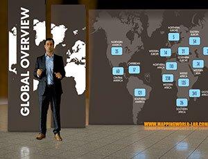 Escenarios virtuales para eventos online