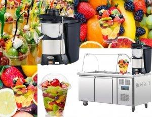 Oferta Kitts para hacer zumos naturales y vasos de fruta nat