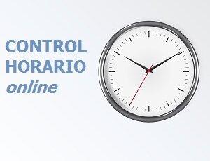 Control horario online de los trabajadores