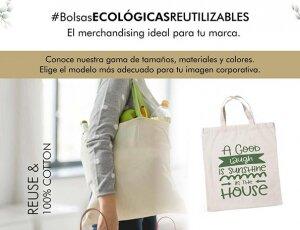 #BolsasEcológicasREUTILIZABLES