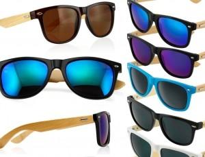 Gafas de Bambú incluye 40,% de descuento