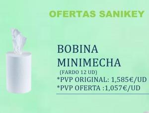 PROMOCION 3 X 2 BOBINA MINIMECHA
