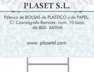 BOLSAS de PAPEL o PLASTICO