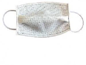 Mascarilla  fibras de Plata con una accion bactericida
