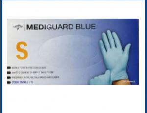 Guantes Mediguard Blue