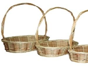 5% de descuento por la compra de 20 cestas de mimbre